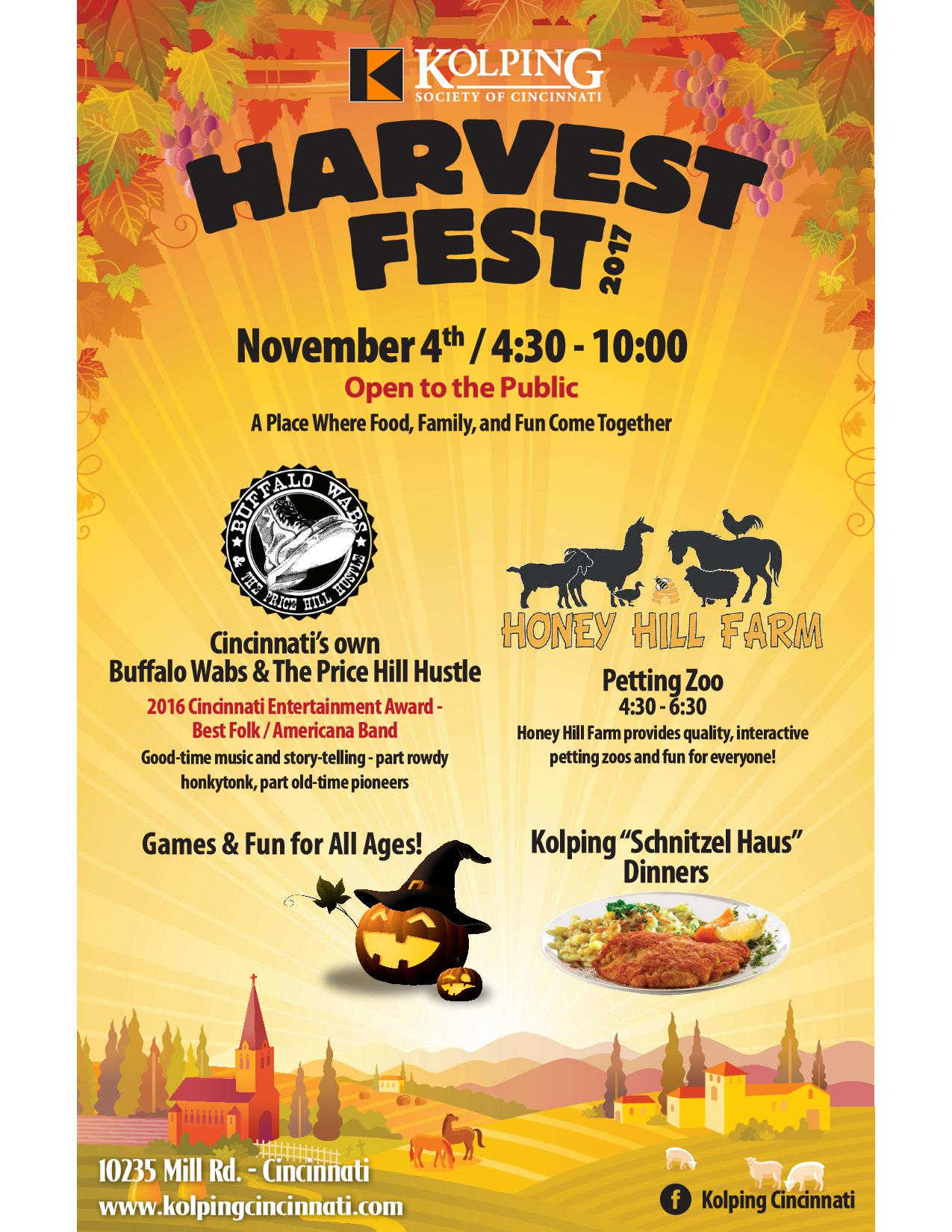 2017 Kolping Harvestfest